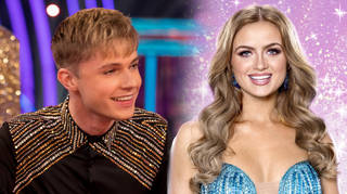 HRVY admitted the romance rumours with Maisie Smith were all for show