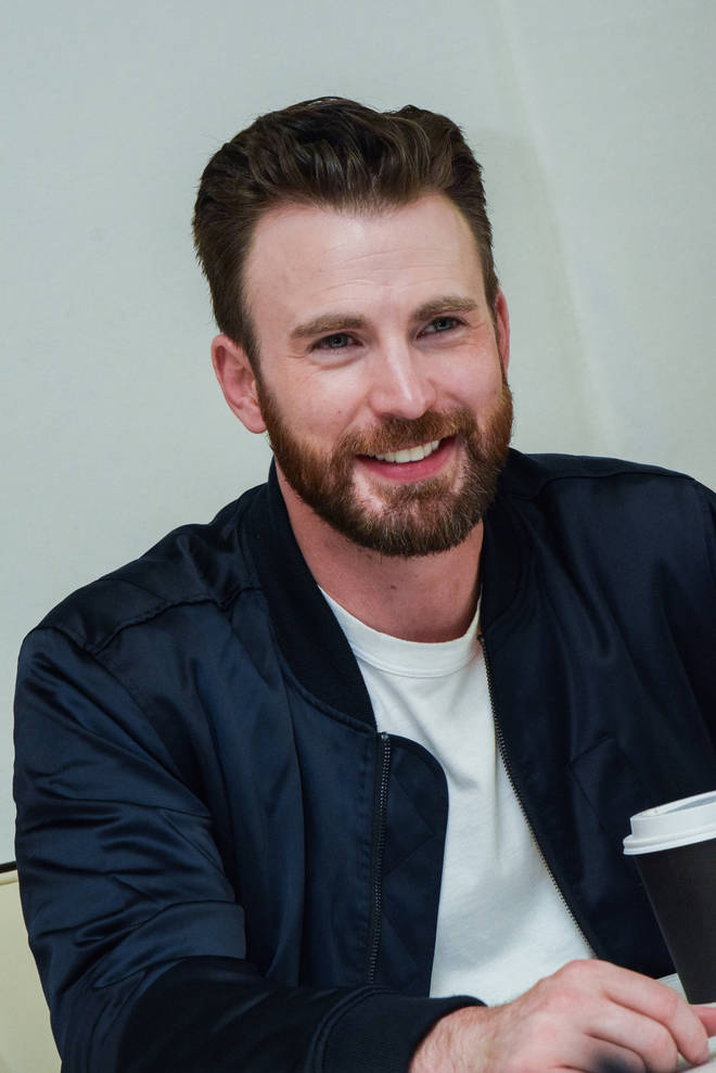 Chris Evans responded to Lizzo's drunk message