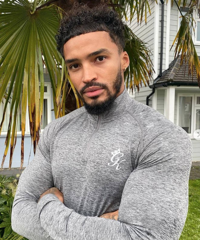 Michael Griffiths appeared on Love Island 2019