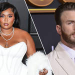 The latest on Lizzo and Chris Evans