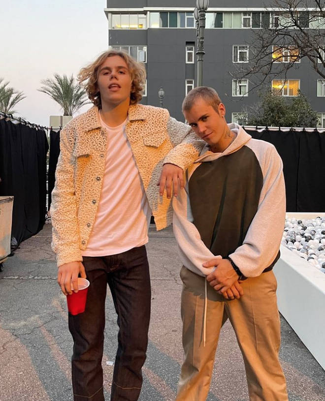 Justin Bieber and The Kid Laroi teased another collaboration