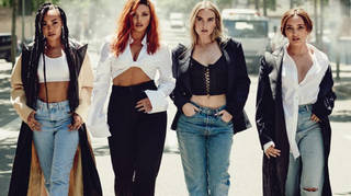 Little Mix reveal they were told to 'flirt' to get their music played in the US by their label