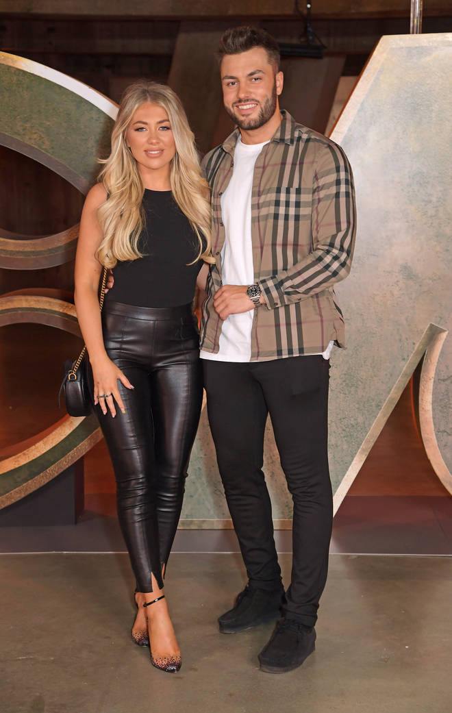 Paige Turley and Finn Tapp won Love Island's winter series in 2020