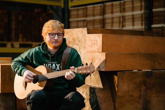 Ed Sheeran's releasing solo music for the first time in four years