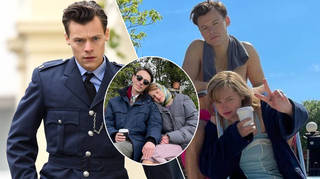 My Policeman has wrapped and Harry Styles' fans are so excited!