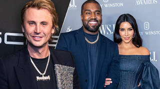 Jonathan Cheban weighed in on Kim Kardashian and Kanye West's divorce