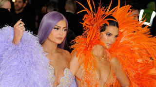 Kendall Jenner and sister Kylie featured less on the Kardashians