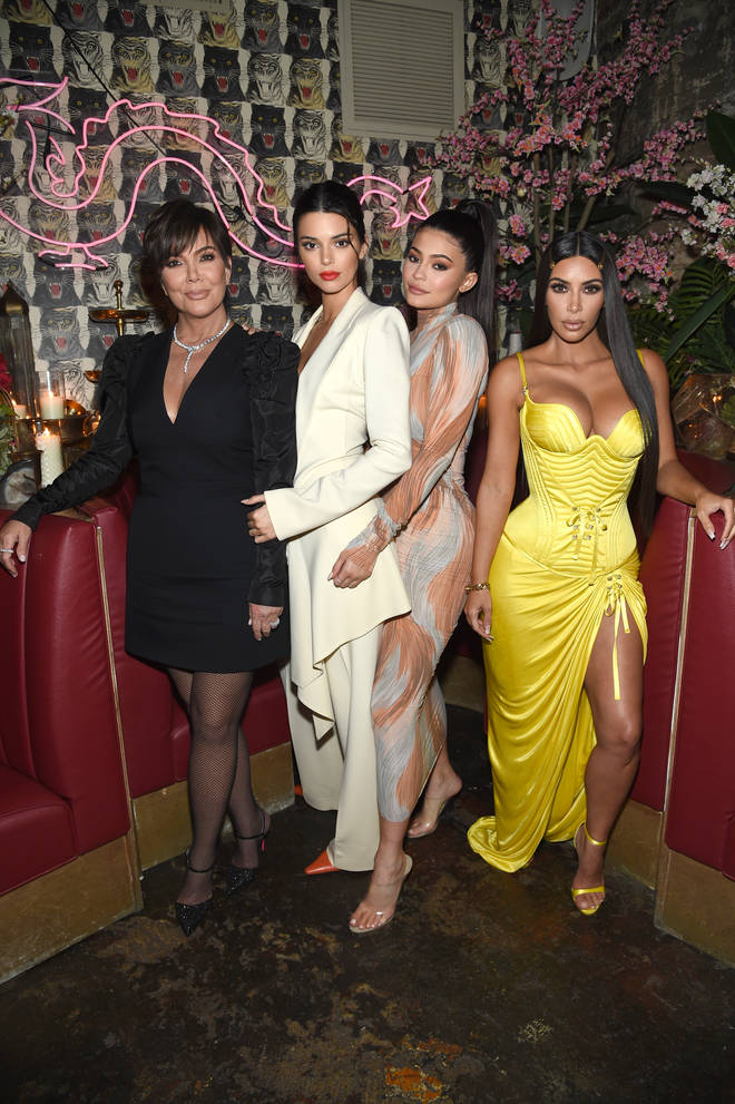 Kendall and Kylie Jenner's sisters and mum featured more on the Kardashians