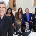 Andy Cohen is interviewing the Kardashians on their reunion episode