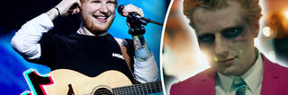 You can listen to a clip of Ed Sheeran's new song now on Tik Tok