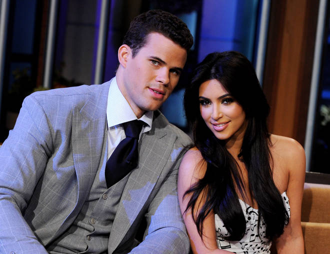 Kim Kardashian and Kris Humphries were married for 72 days in 2011