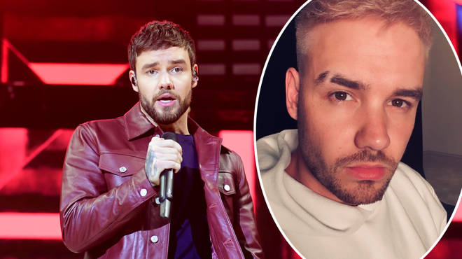 Liam Payne has dyed his hair blonde