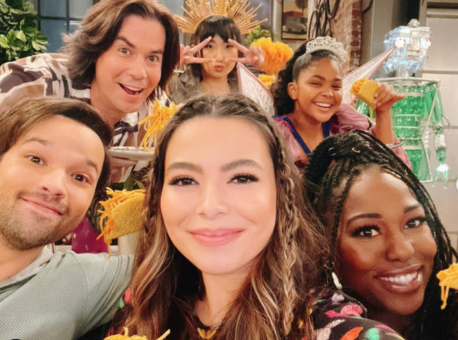 The iCarly cast explained Sam's absence in the reboot