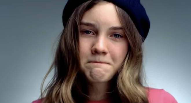 Liana Liberato also appeared in Miley Cyrus' '7 Things' video