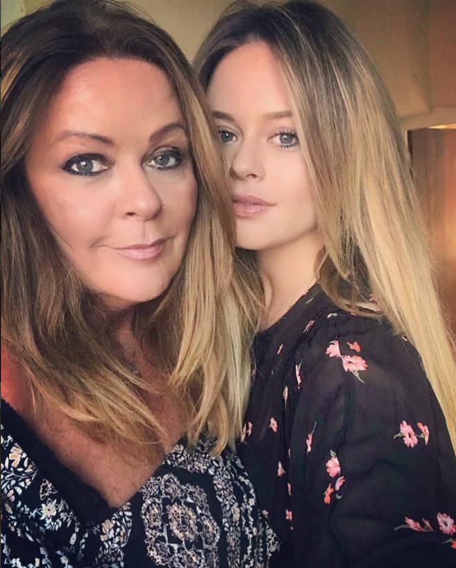 Emily Atack's mum is an actress and singer