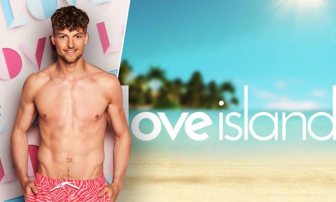 Hugo Hammond has joined the Love Island 2021 line-up