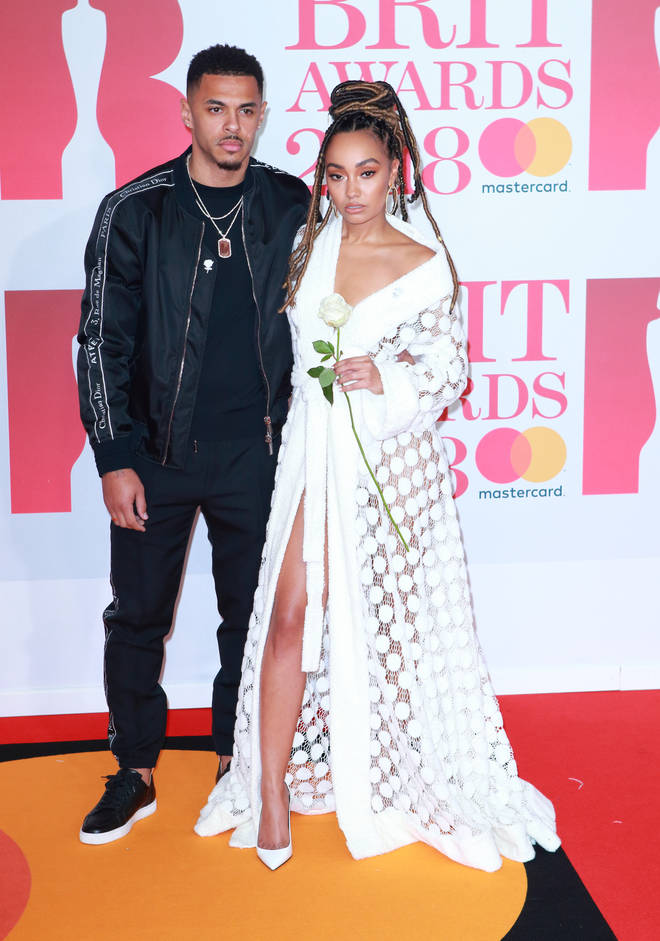 Leigh-Anne Pinnock celebrates Andre Gray's fatherhood early in an Instagram post