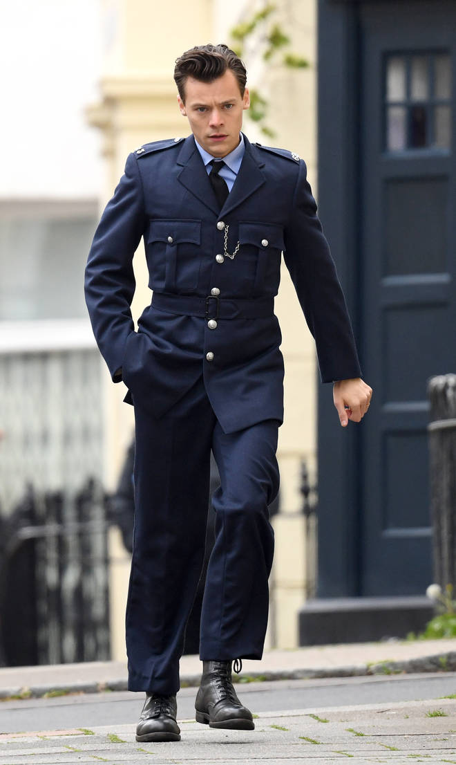 Harry Styles has been busy in the film industry, wrapping on movies like My Policeman and Don't Worry Darling