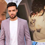Liam Payne showcased the adorable gift his son Bear gave to him