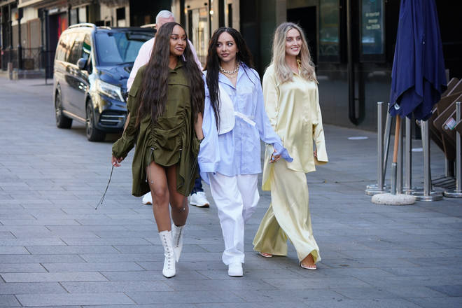 Jade Thirlwall spent a day listening to Little Mix's back catalogue