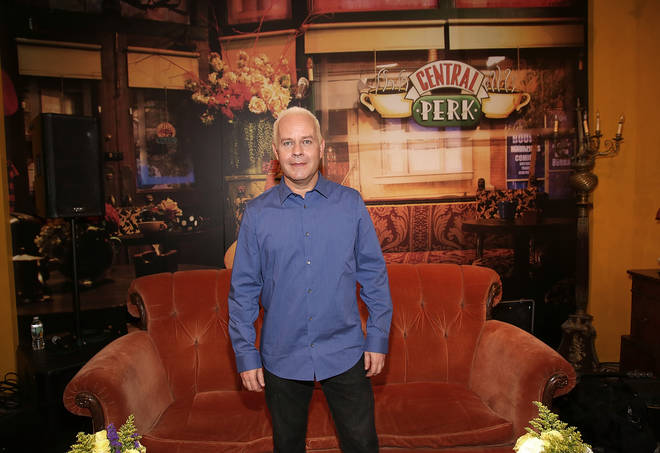 James Michael Tyler played Gunther on Friends