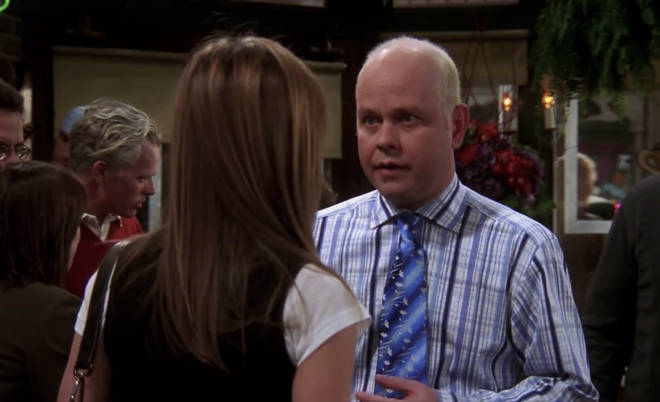 Gunther's character was known for owning Central Perk and having a crush on Rachel Green
