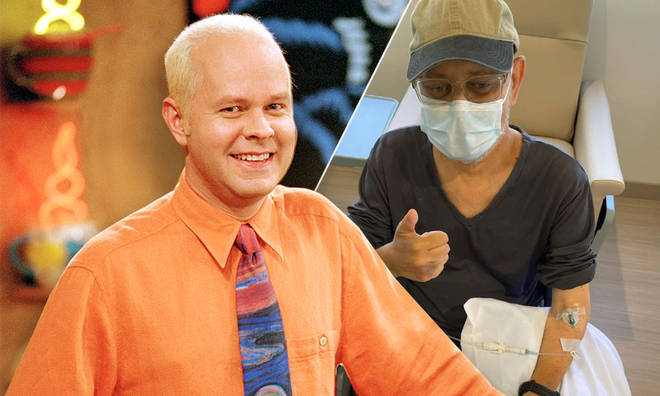 James Michael Tyler revealed his cancer kept him from attending the Friends reunion