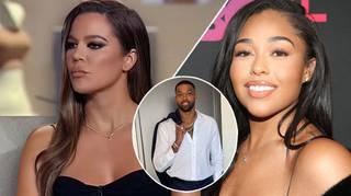 Khloe Kardashian says she's forgiven Jordyn Woods and Tristan Thompson