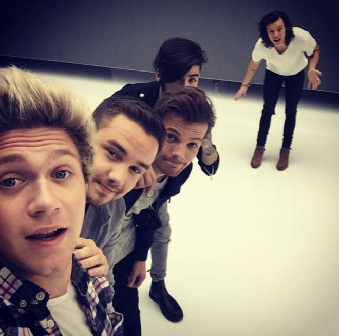 These 1D selfies just made us super nostalgic