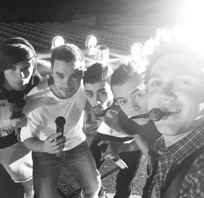 We're loving these 1D pictures taken by Niall Horan