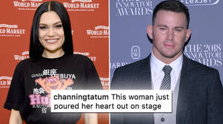 Channing Tatum gushes over new flame Jessie J's performance at The Royal Albert Hall