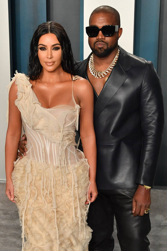 Kim Kardashian and Kanye West called it quits after seven years of marriage
