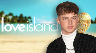HRVY revealed he had a chat with ITV bosses about going on Love Island