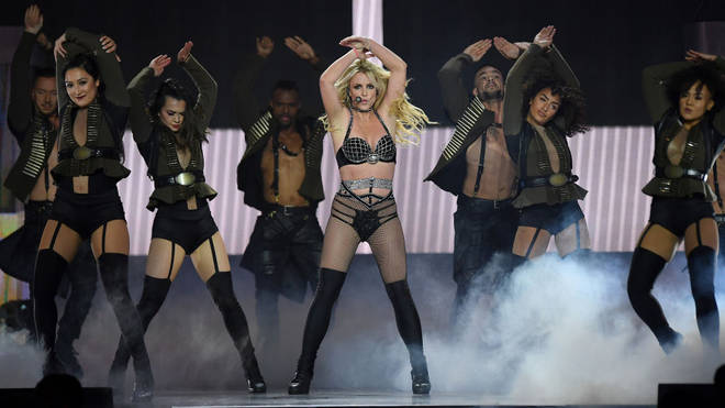 Britney Spears on her 'Piece of Me' tour