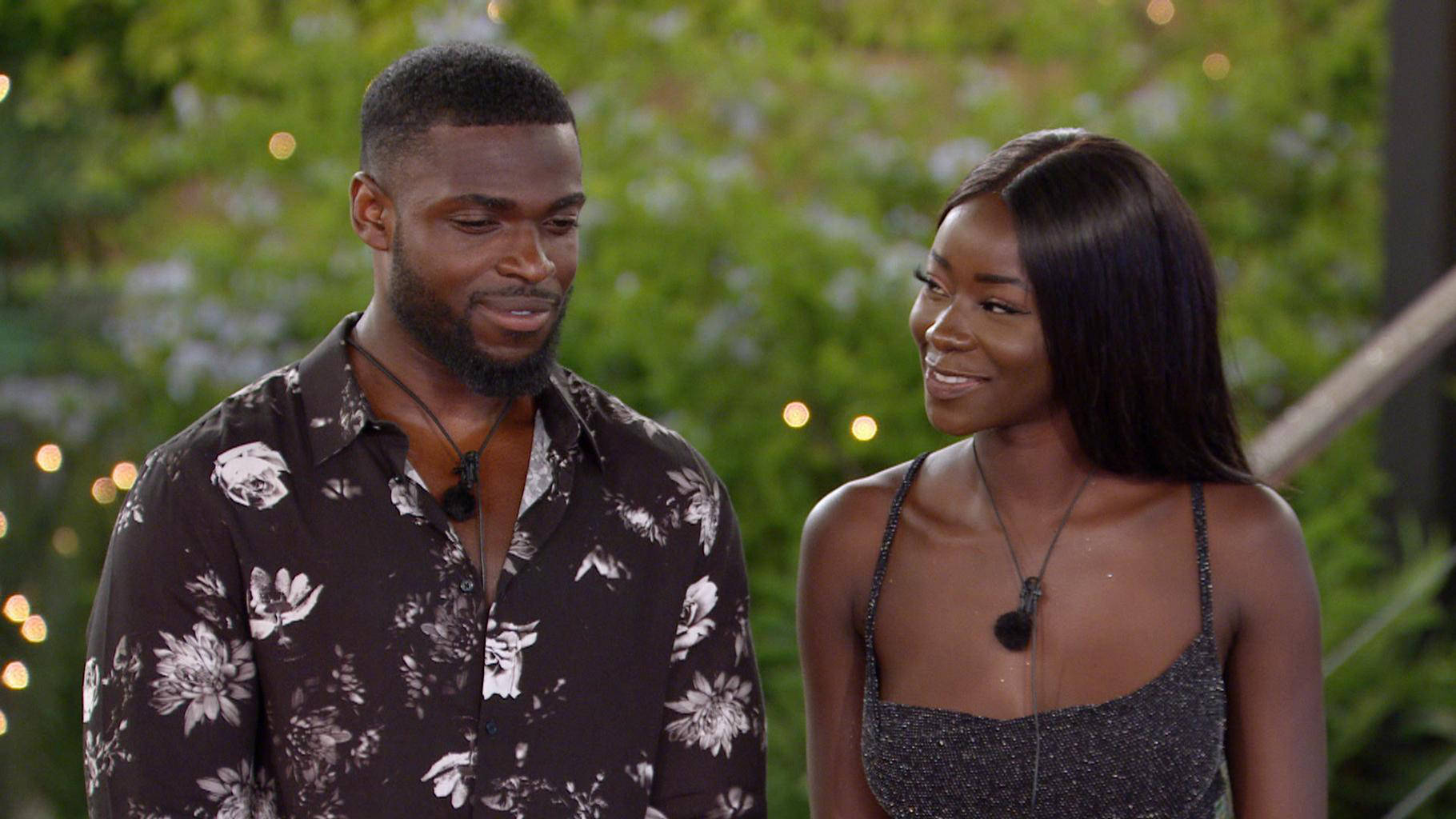 Love Island's Priscilla Anyabu And Mike Boateng Split After 15 Months  Together - Capital