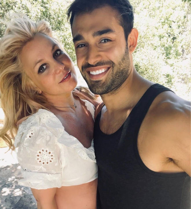 Britney Spears and Sam Asghari are hoping to start a family