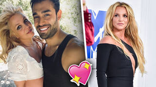 Sam Asghari is supporting Britney Spears through her conservatorship court case