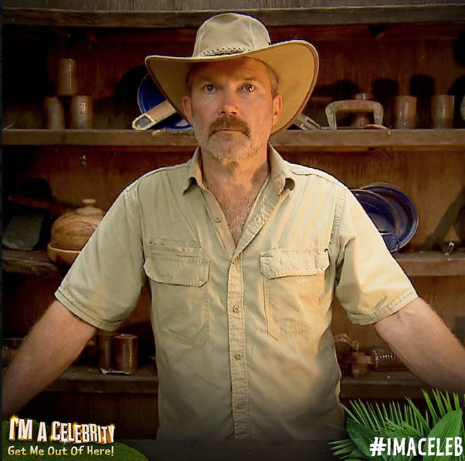 Kiosk Keith was reportedly sacked from I'm A Celeb after behaving inappropraitely towards a female co-worker