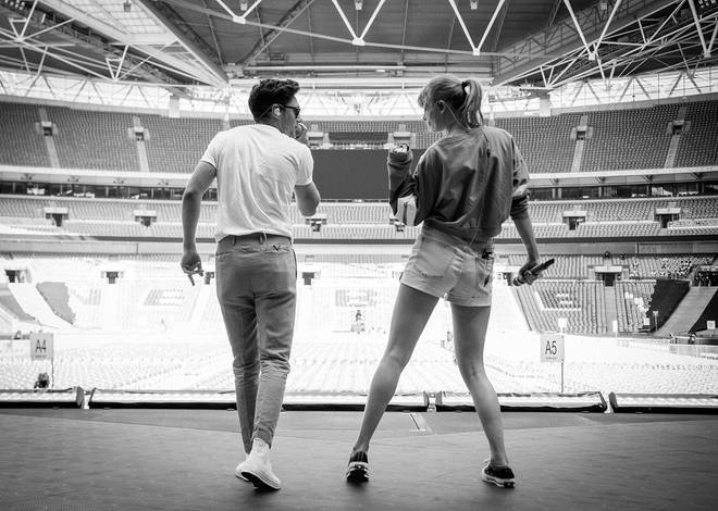 Niall Horan and Taylor Swift constantly praise each other's music