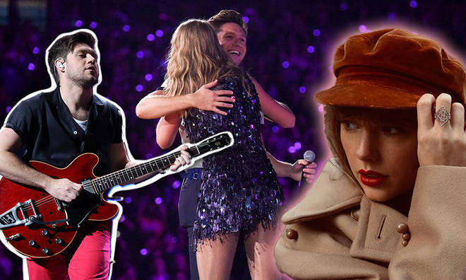 Fans think Niall Horan could be on 'Red (Taylor's Version)' and we are not ready