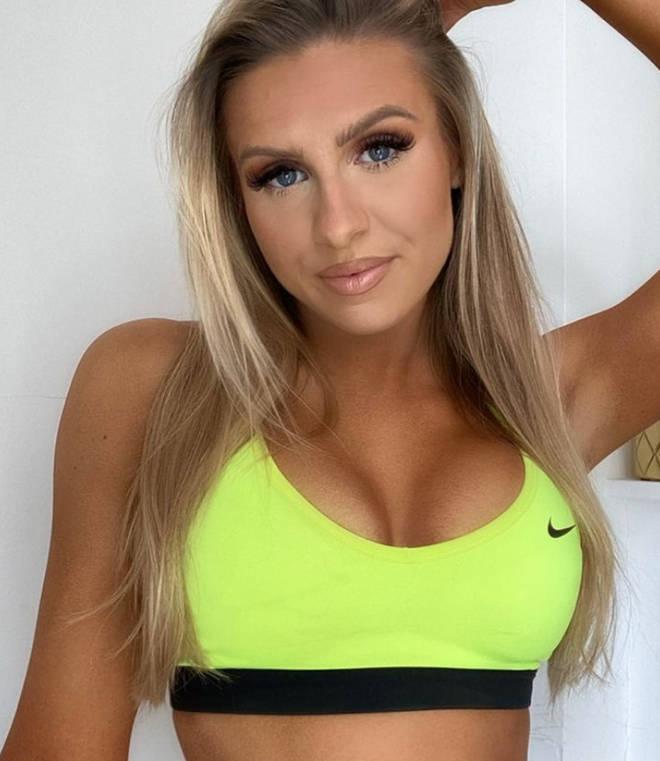 Chloe Burrows is heading into Love Island 2021