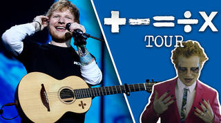 Fans think Ed Sheeran is about to announce a new tour