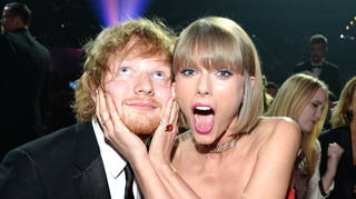 Ed Sheeran has re-recorded 'Everything Has Changed' with Taylor Swift