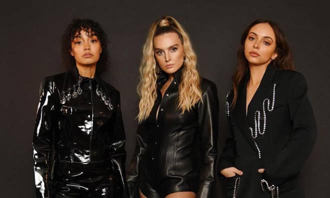 Little Mix's 'Confetti' tour begins April 2022
