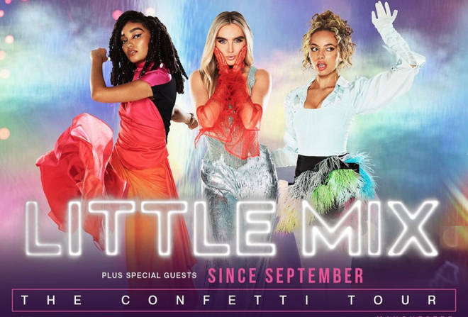 Little Mix will be joined by Since September