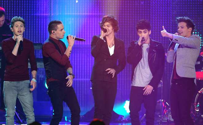 One Direction was formed in 2010 on the X Factor