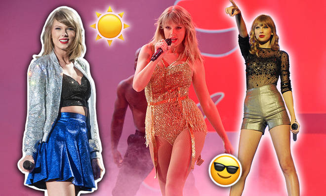 Start your summer with these Taylor Swift classics to make you feel confident