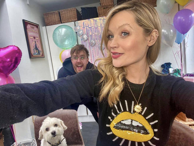Iain Stirling and Laura Whitmore are Love Island's dynamic duo