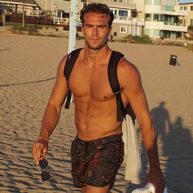 Max Morley appeared on Love Island season one