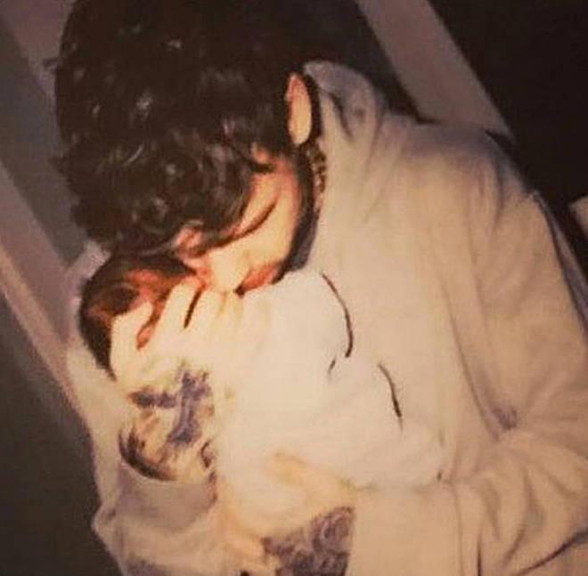 Cheryl and Liam Payne share a son, Bear.